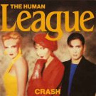 human league - crash CD 1986 virgin A&M 10 tracks used like new