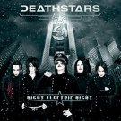 deathstars - night electric night CD 2009 bieler bros 11 tracks used like new