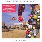 steve miller band - bingo! CD 2010 roadrunner space cowboy 10 tracks used like new