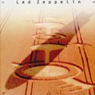 led zeppelin - 4 compact disc set CD 1990 atlantic used poster included