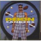 deion sanders - prime time CD 1995 bust it 16 tracks used like new