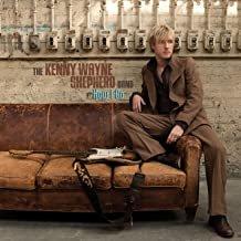 kenny wayne shepherd - how i go CD 2011 roadrunner 17 tracks new