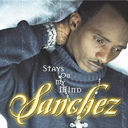sanchez - stays on my mind CD 2002 vp records 17 tracks used like new