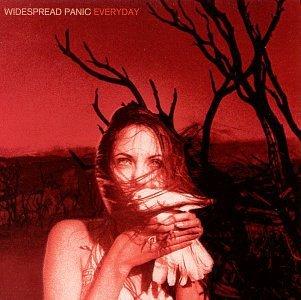 widespread panic - everyday CD 1993 capricorn 11 tracks new