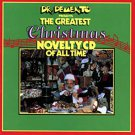 dr. demento presents the greatest christmas novelty CD of all time 1989 rhino 16 tracks like new