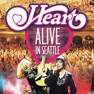 heart - alive in seattle SACD DSD 2-discs 2003 sony legacy BMG Direct 19 tracks used like new