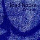 toad house - concrete CD 1996 al's mom's music 6 tracks used like new