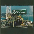 tower of power - back to oakland CD 1974 warnr 11 tracks used like new