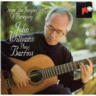 john williams plays barrios - from the jungles of paraguay CD 1995 sony SBM used like new