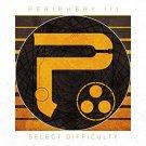 periphery III - select difficulty CD 2016 sumerian 11 tracks used like new