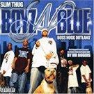 slim thug - boyz n blue CD 2-discs 2004 boss hogg outlawz used like new