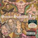 smokin suckaz wit logic - playin' foolz CD 1993 sony 15 tracks used like new