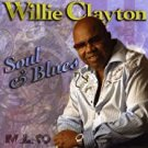 willie clayton - soul & blues CD 2008 malaco 11 tracks used like new