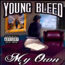 young bleed - my own CD 1999 priority 12 tracks used like new