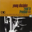 young disciples - road to freedom CD 1993 mercury polygram 10 tracks used like new
