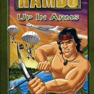rambo: up in arms volume 4 DVD 1986 ruby-spears 300 minutes new
