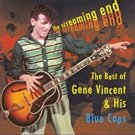 screaming end  - best of gene vincent & his blue caps CD 1997 razor & tie 20 tracks used mint