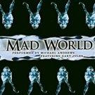 mad world - michael andrews + gary jules CD single 2001 sanctuary 3 tracks used like new