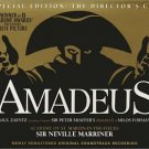 amadeus - special edition director's cut 2CDs 24-karat gold discs 2002 fantasy used like new