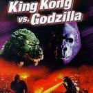 king kong vs. godzilla - 35th anniversary edition DVD 1998 goodtimes 92 minutes used