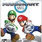 wii - mario kart Nintendo 2008 Everyone used like new
