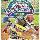 nintendo wii - little league world series baseball 2009 used like new