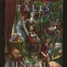 tales - untold CD 1994 stiles music 11 tracks used like new