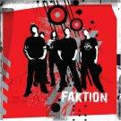 faktion - faktion CD 2006 roadrunner 12 tracks used like new