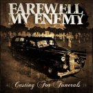 farewell my enemy - casting for funerals CD 2004 rise 11 tracks used like new