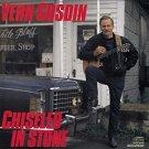 vern gosdin - chiseled in stone CD 1987 CBS columbia 10 tracks used like new