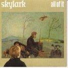 skylark - all of it CD 1989 green linnet 13 tracks used like new