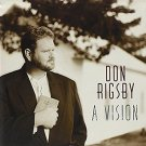 don rigsby - a vision CD 1998 sugar hill 13 tracks used like new