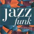 very best of jazz funk - various artists CD 2-discs 1999 global television used like new