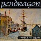 pendragon - passage to new england CD 1993 beacon 10 tracks used like new