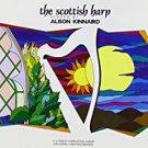 alison kinnaird - scottish harp CD 1988 temple UK 16 tracks used near mint