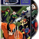 x-men: evolution - complete third season DVD 2-discs 2006 warner marvel used like new