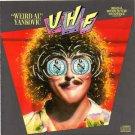 weird al yankovic - UHF original motion picture soundtrack CD 1988 volcano 13 tracks used like new