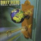 dirty deeds - real world CD 1999 victor japan 11 tracks used like new NO OBI VICP60822