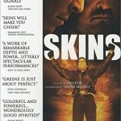 skins graham greene - eric schweig DVD 2003 first look R 87 minutes used like new