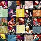 david foster and the mohegan sun all stars - powerful stuff CD 12 tracks used like new