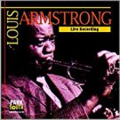 louis armstrong - satchmo live CD 2002 park south records 18 tracks used like new