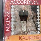kauko viitamaki - mr. jazz accordion CD 1994 jase finland 17 tracks used like new