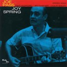 joe pass - joy spring CD 1995 capitol pacific jazz 5 tracks used like new