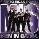 puerto rican power - men in salsa CD 1999 sony J&N 9 tracks used like new