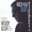woody allen and his new orleans jazz band - wild man blues CD 1998 RCA 15 tracks used like new