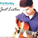 pat kirtley - just listen CD 2000 mainstring 14 tracks used like new