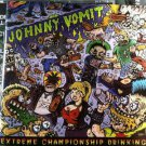 johnny vomit - extreme championship drinking CD 2006 NGS new