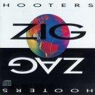 hooters - zig zag CD 1989 CBS sony used like new