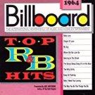 billboard top R&B hits 1964 - various artists CD 1989 rhino used mint