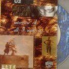 U2 - all i want is... interview CD holographic compact disc used like new